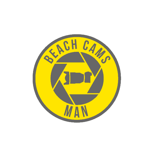 Beach Cams Man